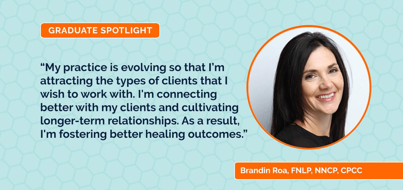 Full Body Systems Graduate Spotlight: Brandin Roa