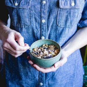go-to gluten-free granola | Functional Nutrition Alliance