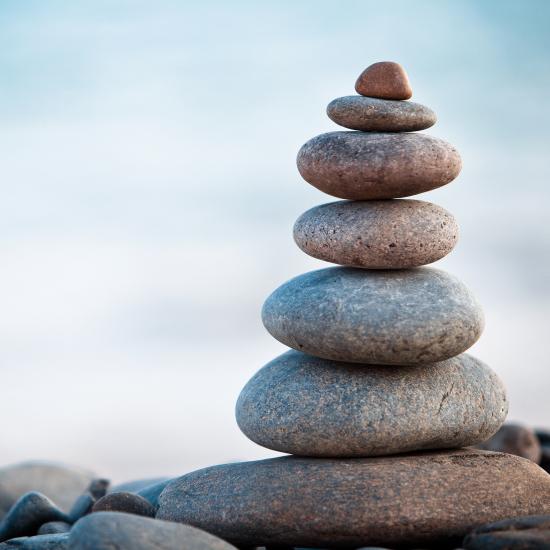 functional nutrition balance rocks