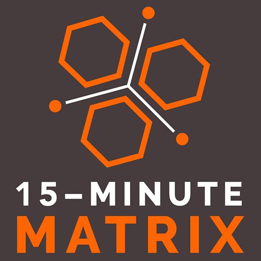15 minute matrix podcast
